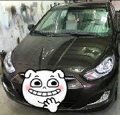 جده - سياره هونداي اكسنت 2015