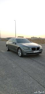 BMW 2009 - 740