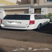 للبيع سياره دوج كرفان عائليه ونظيفه جدا