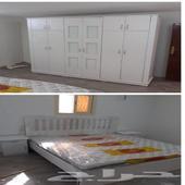 غرفه النوم وطني وتفصيل حسب الطلب