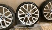 جنوط 21 BMW وكالة بحالة الجديدة للفئة السابعة