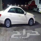 للبيع سيارة مرسيدس ديزل 2015