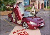 للبيع هوندا اكورد 2005