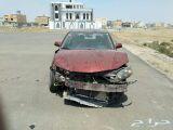 سيارة مازدا نص فل 2009 مصدومة