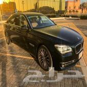 BMW 2014 740 LI