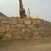 بنيان الحجر بكل انواعه