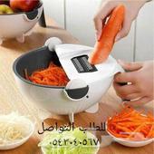 قطاعه 9 في 1 ب ممتازة وعملية وتفيد في المطبخ