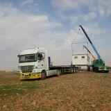 نقل غرف جاهزه بركسات سطحه ونش السعر (1) ريال