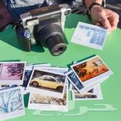 كاميرا فورية من فوجي instax 300 wide