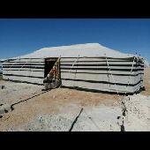 مجالس شعر غرف خشب تجهيز مخيمات