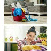 عاملة خادمة منزلية