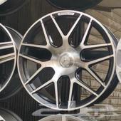 جنوط S-coupe موديل 2019