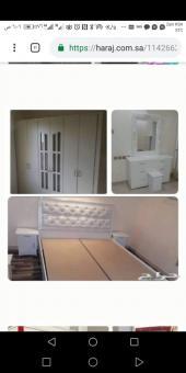 نبيع غرف نوم ب1800موصله ومركبه جيزان