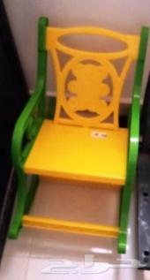 كرسي هزاز للأطفال