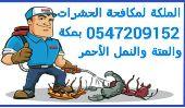 أفضل شركة تنظيف ومكافحة الحشرات والعتة في مكة