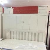 غرف نوم جديدة ألوان مختلفة السعر 1900ريال