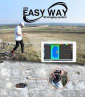 اصغر جهاز تصويري لكشف الذهب والدفائن EASY WAY