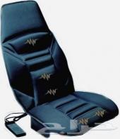 كرسي مساج كامل للسيارة لراحة الظهر199ريال