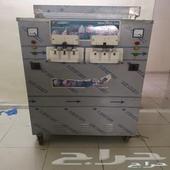 مكينة ايسكريم جديدة 4خزانات 4نكهات