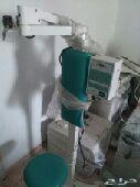 عيادات اسنان وتجهيزات للبيع وصيانه متوفرة