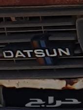علامة ددسن DATSUN 80-83 و جنوط ددسن اصلي