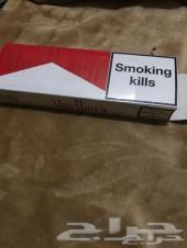 دخان مالبورو احمر السويسري من السوق الحرة