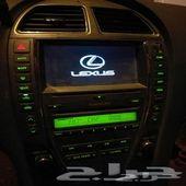 لكزس ES350 2007-2012
