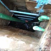 غسيل خزانات نظافة خزانات مع العزل