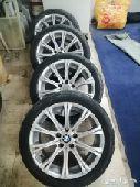 جنوط BMW للبيع1500 للبيع مستعجل