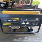 للبيع ماطور كهربائي سوبارو قوة 7500 الخفجي
