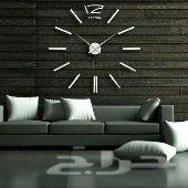 جدة - ساعات جدار ثلاثية