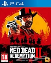 Red Dead Redemption 2 ريد ديد PS4 توصيل مجاني