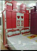 غرف نوم وطنية جاهزه