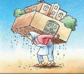 بيت شعبي للإيجار الشهري والسنوي