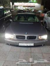 BMW 745LI 2004