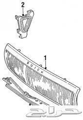 قطع غيار بيوك رودماستر من 91 الى 96