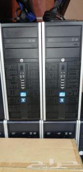 جهاز كمبيوتر مكتبي  i5  اتش بي بسعر 750