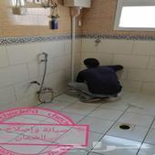 كشف تسربات المياه عوازل أسطح الخزانات