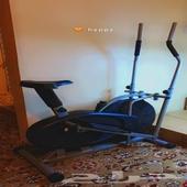 دراجة تمارين و تنحيف الجسم أوربتراك  الخفجي