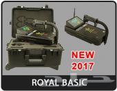 جهاز كشف الذهب والمعادن ROYAL BASIC 3D