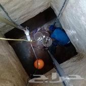 غسيل خزانات شركة تنظيف خزانات المياه