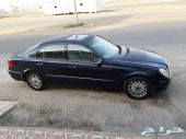 للبيع مرسيدس E240 موديل 2003 كاش او اقساط