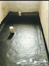 شركة كشف تسربات المياة تسريب خزان عزل خزانات