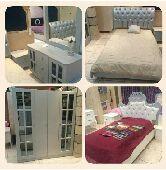 غرف نوم   ( اثاث راقي )