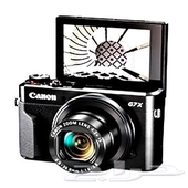 كاميرا كانون PowerShot G7 X Mark II