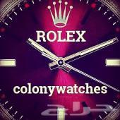 نشتري ساعات رولكس الاصليه والاقلام و الالماس