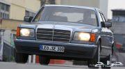 Mercedes- Benz_ SEL _w126