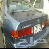 السيارة مسروقة من حي الروابي 2001 أزرق