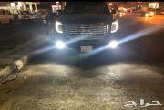 الإنارة الجديده LED لجميع انواع السيارات