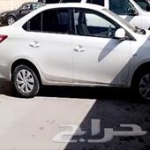 Toyota Yaris - 2016 - color   white